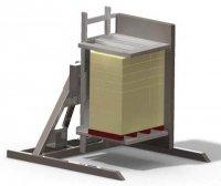 Palet Çevirme Makinesi